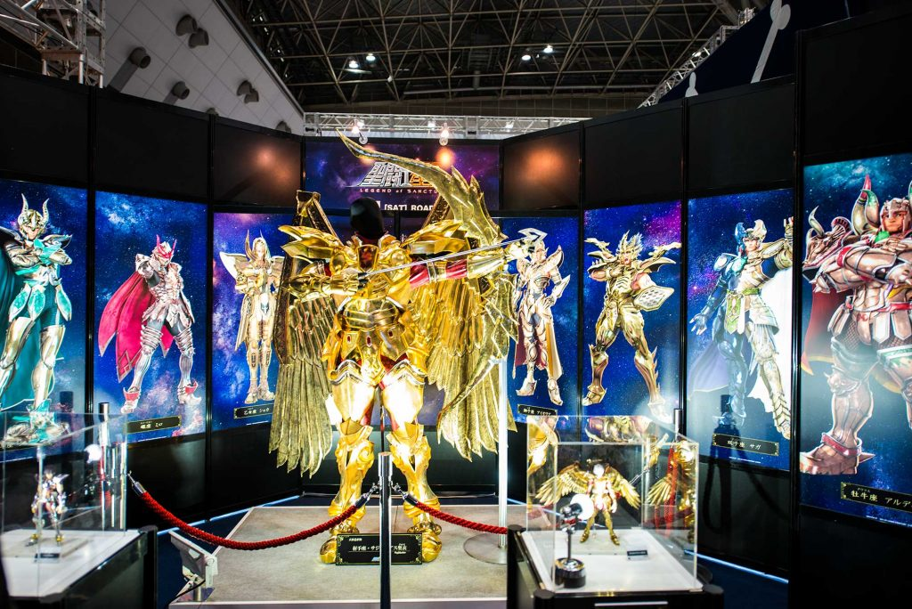 Saint Seiya anime japan 2014