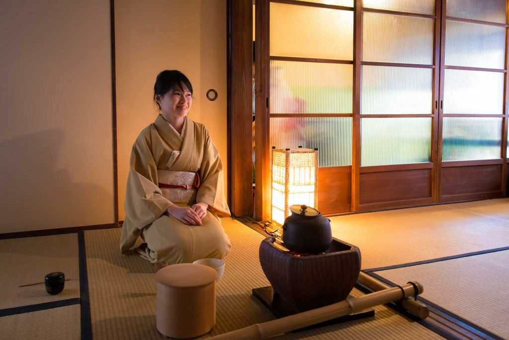 Tea Ceremony in Gion En Tea House